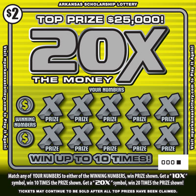 20X The Money - Front