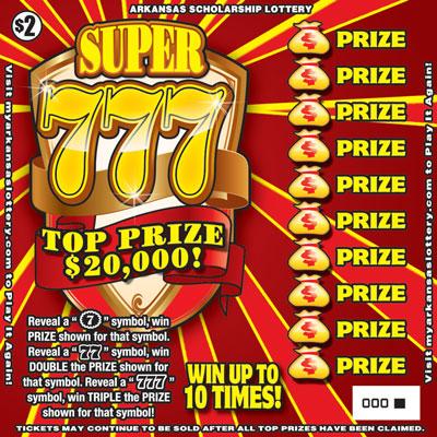 Super 777 - Game No. 440