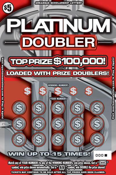 Platinum Doubler - Game No. 442