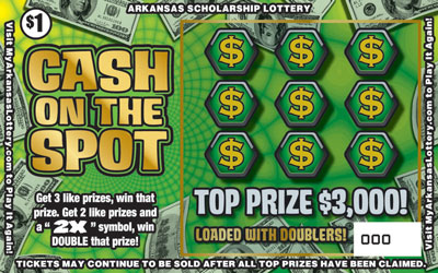 Cash on the Spot - Game No. 467