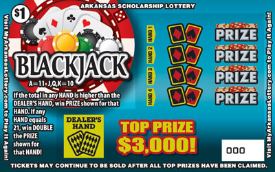 Blackjack - Game No. 476