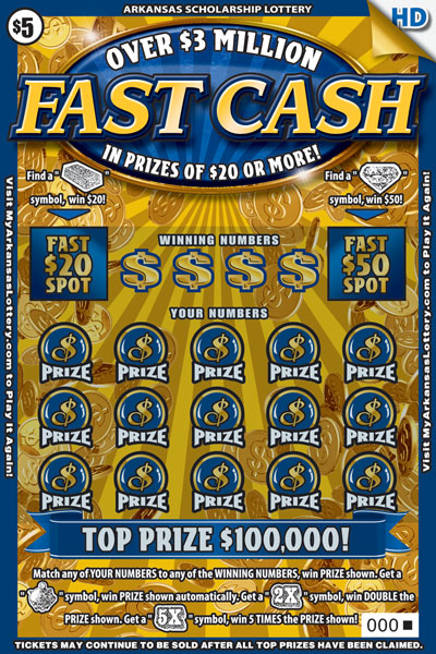 Fast Cash HD - Game No. 488