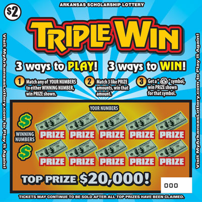 Triple Win - Game No. 518