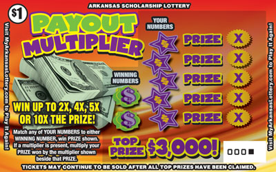 Payout Multiplier - Game No. 531