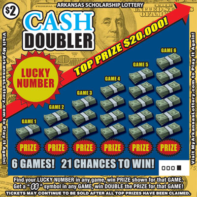 Cash Doubler - Game No. 585