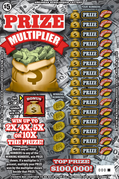 Prize Multiplier - Game No. 591