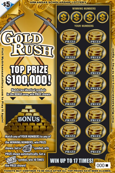 Gold Rush - Game No. 602