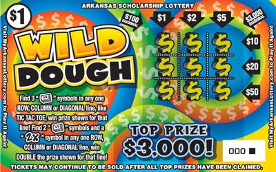 Wild Dough - Game No. 609