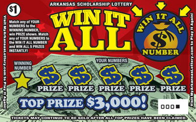 Win It All - Game No. 619
