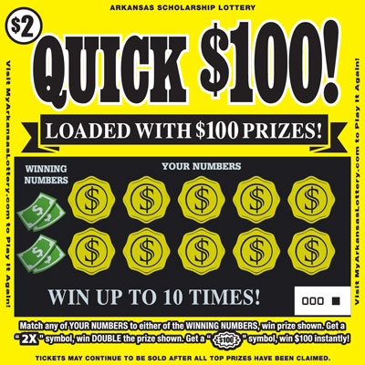 Quick $100! - Game No. 624