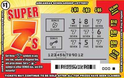 Super 7's - Game No. 485
