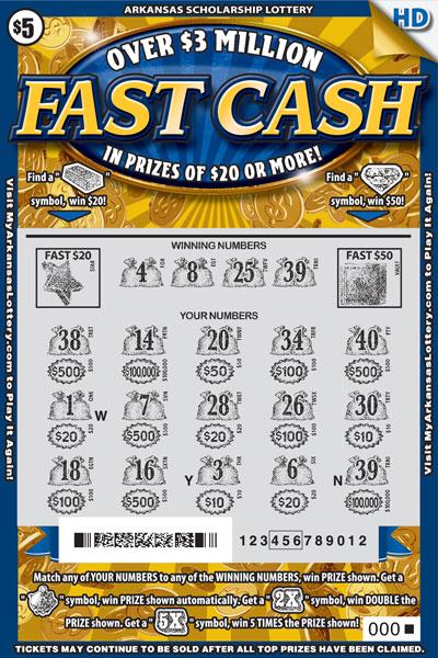 Fast Cash HD - Game No. 488