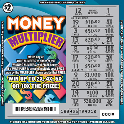 Money Multiplier - Game No. 527 - Uncovered