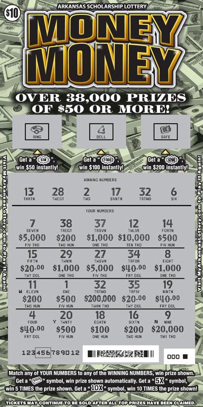Money Money - Game No. 564