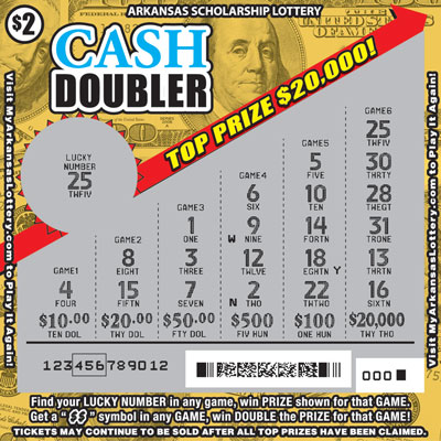 Cash Doubler - Game No. 585