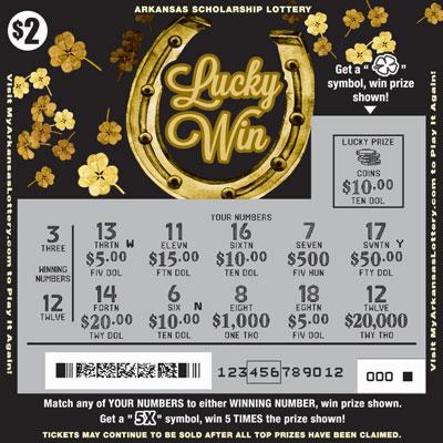 Lucky Win - Game No. 590