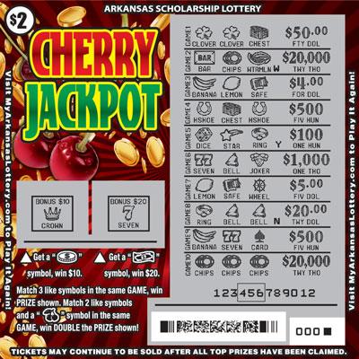 Cherry Jackpot - Game No. 634