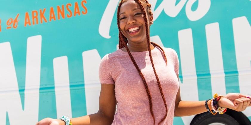 Olivia Moka | Scholarship to University of Arkansas - Fayetteville